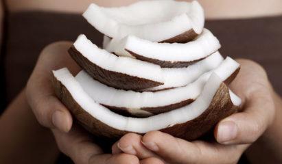 Как разбить кокос в домашних условиях