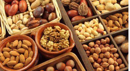О пользе и вреде орехов