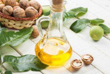 Полезные свойства масла из различных видов орехов
