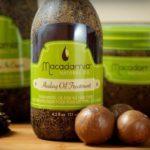 Применение масла макадамии для волос и не только